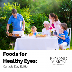 Foods to Healthy Eyes