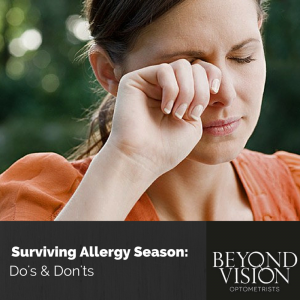 Survicing Seasonal Allergies