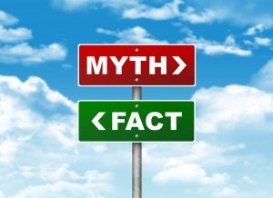 Myths about our eyes